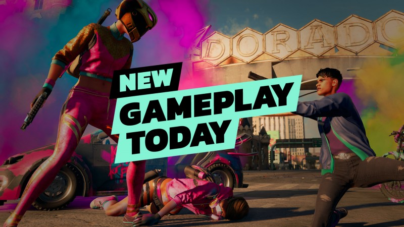 Exclusive Look At Saints Row's Opening Missions | New Gameplay Today