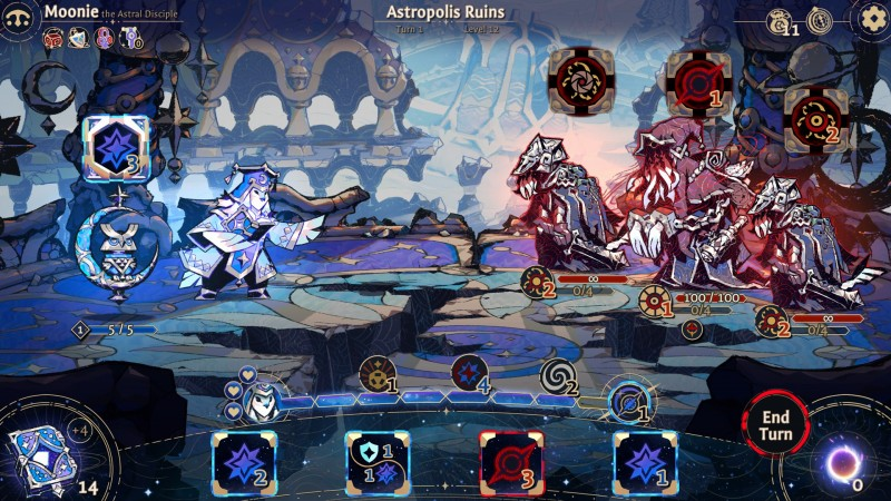 Astrea: Six-Sided Oracles Is A Deck-Building Roguelike With A Dicey Twist
