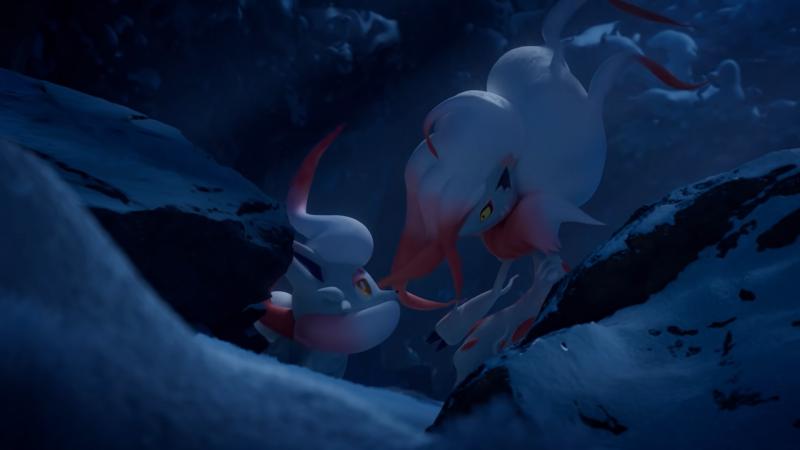 Bentuk Pokemon Baru Ditemukan di Pokemon Legends: Arceus
