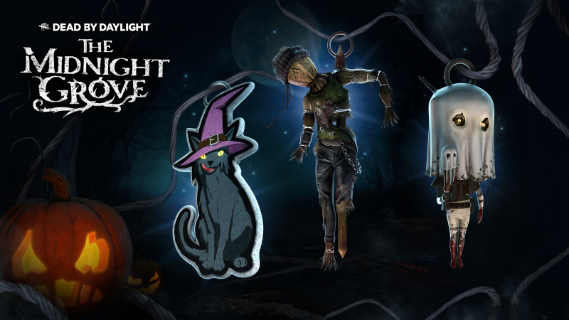 Dead By Daylight's The Midnight Grove Halloween Event Is Live Now