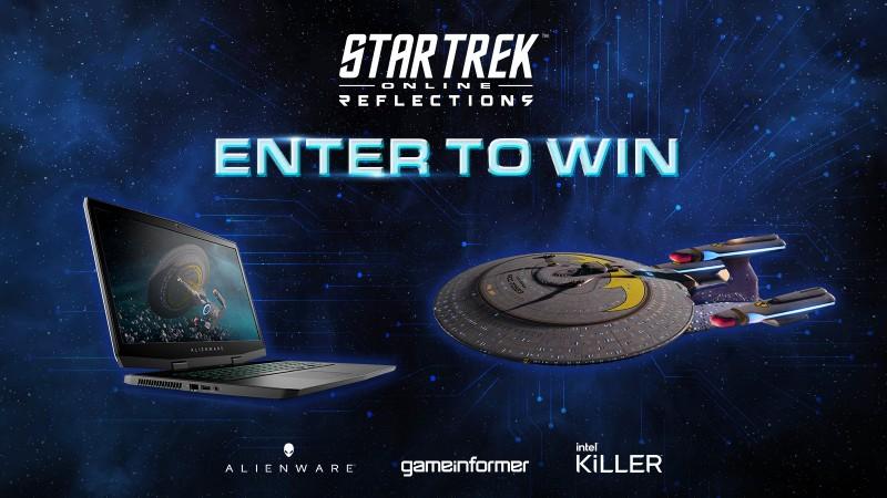 Win an Alienware Laptop from Star Trek Online!
