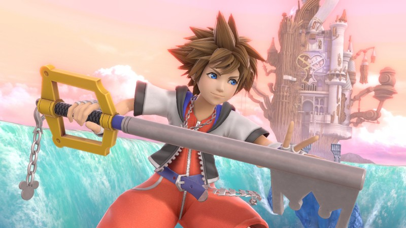 Masahiro Sakurai Details How Sora Finally Made It Into Super Smash Bros. Ultimate