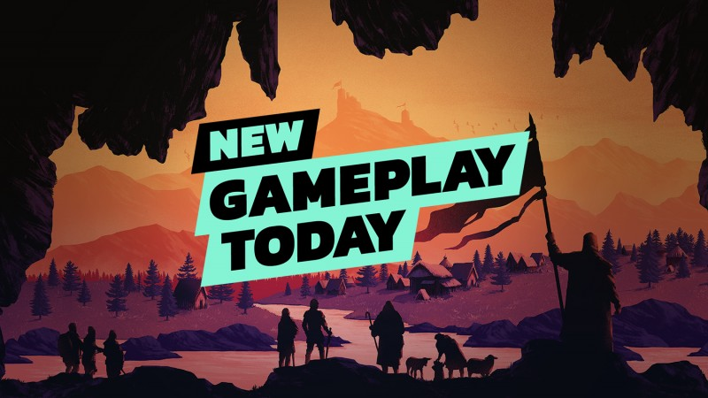 New Gameplay Today — Age of Empires IV