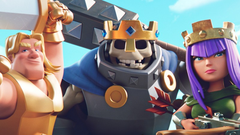 Clash Royale Has New Life! Level Cap Increase And New Card Type Are Live Now
