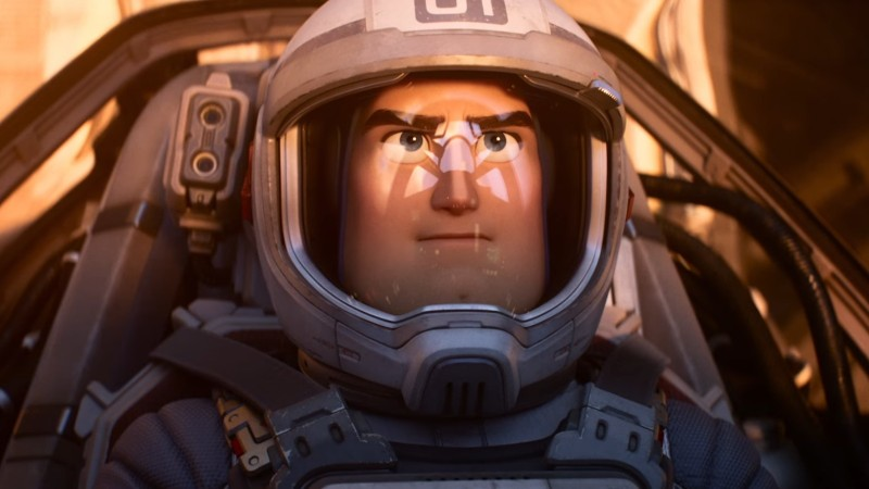 Lightyear Trailer Blasts Off To Infinity And Beyond