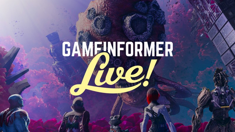 Marvel's Guardians Of The Galaxy | Game Informer Live