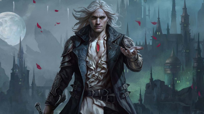 Magic: The Gathering Celebrates A Bloody Vampire Wedding With Crimson Vow