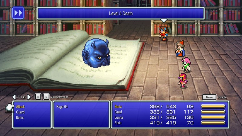 Final Fantasy 5 Pixel Remaster Gets November Launch Date